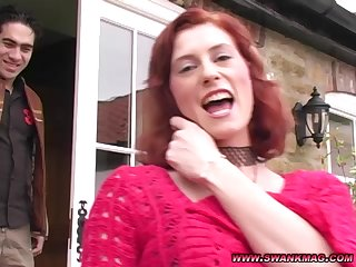 White-hot R is a nasty babe who cannot wait to feel an erected dong