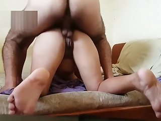 Korean studend saucy time anal mating