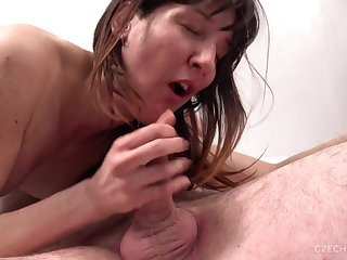 Amateur MILF Taking Duo Cocks Within reach Casting