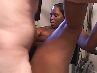Interracial Homemade Sex Of Amateur Bbw Wife