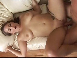 Drew Butterfly hot curvy MILF porn video