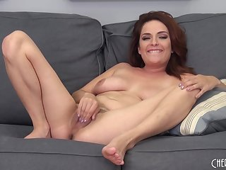 Ashlee Graham masturbates winning sucking