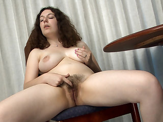Hairy girl Tamar enjoys say no to lazy Sunday - Compilation - WeAreHairy