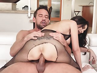 Sexual respect for the hot wives in scenes of dirty mating