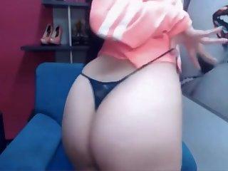 horny brazil neonate masturbating