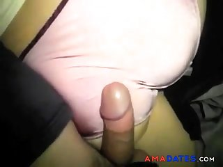 Two secret panty cumshots