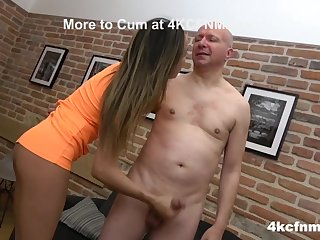 CFNM - Spit on it and Rub it Harder