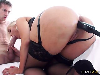 Mrs. Ivory's Greatest Anal!